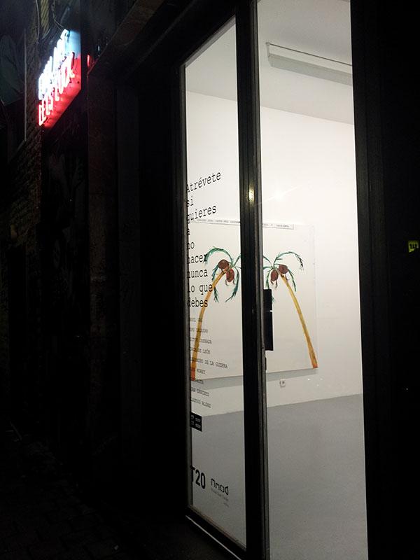 Atrévete si quieres a no hacer nunca lo que debes (colectiva), 2014 - otras-exposiciones