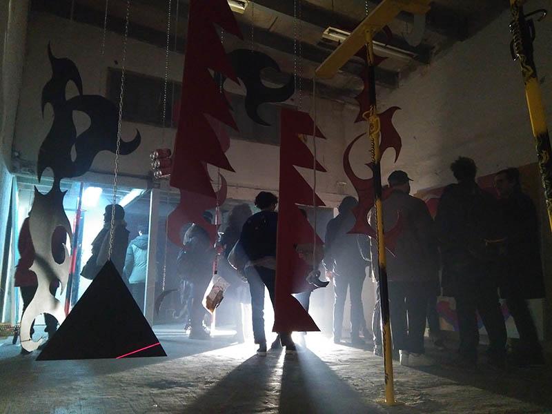 A sense of impending doom (trio), 2019 - otras-exposiciones