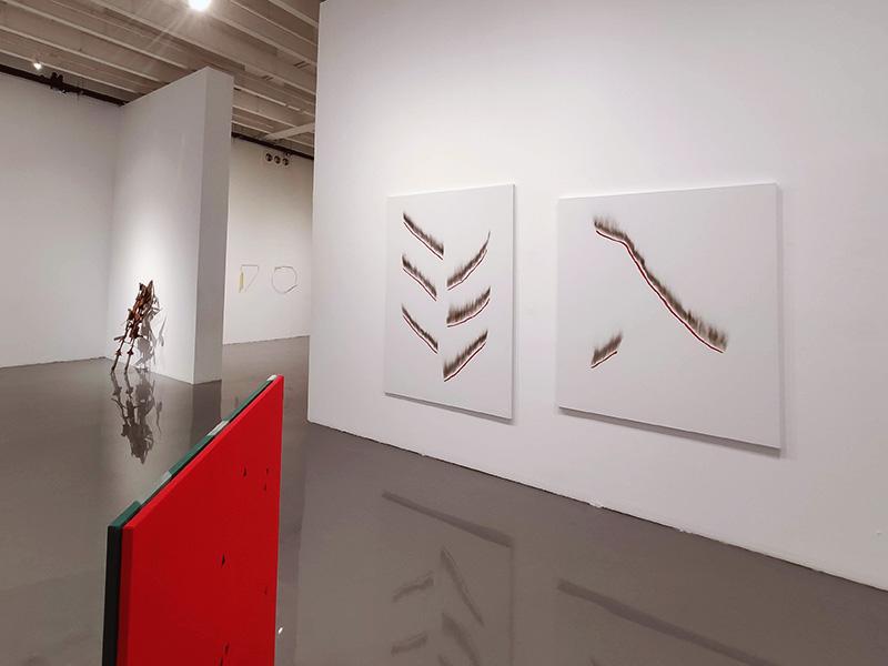 La cuestión es ir tirando (colectiva), 2020 - otras-exposiciones