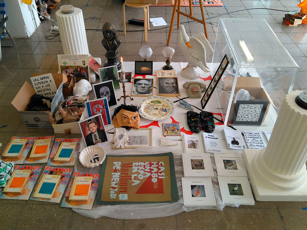 Meta Monumental Market (festival), 2018 - otras-exposiciones