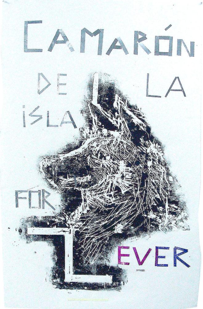 Camarón de la Isla, 2008-2010 - miscelanea