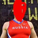 Antes Yelena Isimbayeva, 2008 - Ahora Blanka Vlasic, 2013 - miscelanea