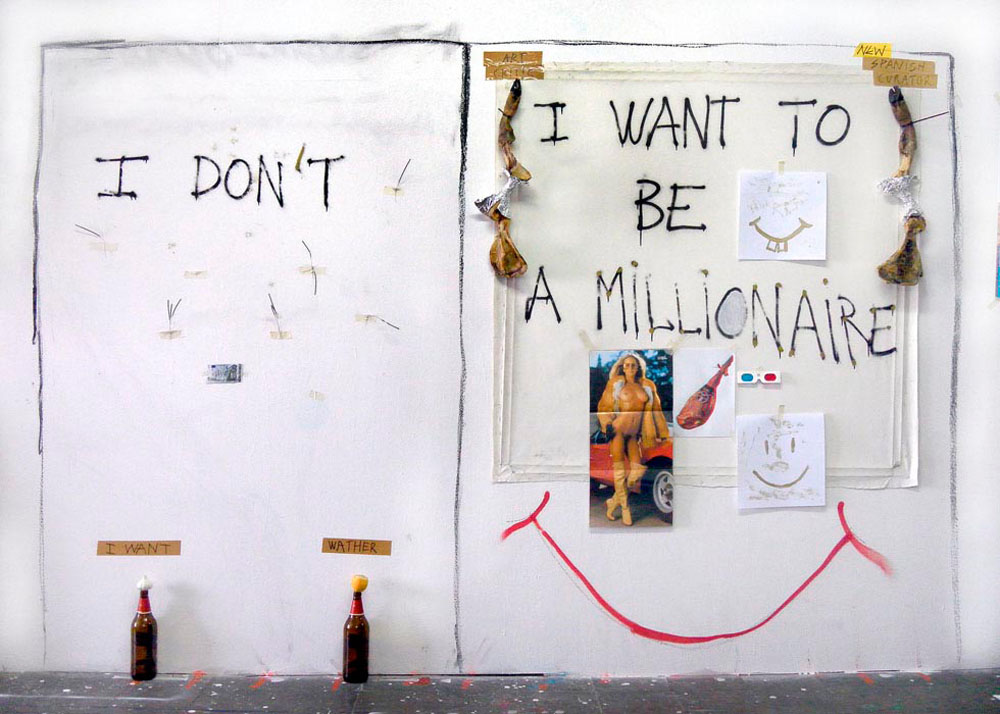 I Want to Be a Millionaire, 2010 - miscelanea
