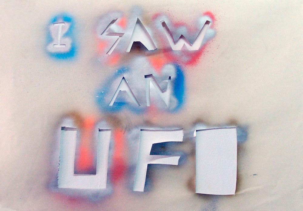 I saw an U.F.O., 2009 - miscelanea