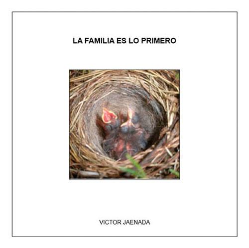 Catálogo la familia es lo primero, 2014 - autopublicaciones